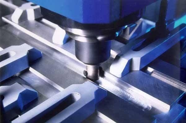◆ Visit MACHINE Shop Café ◆ (Friction Stir Welding Process)
