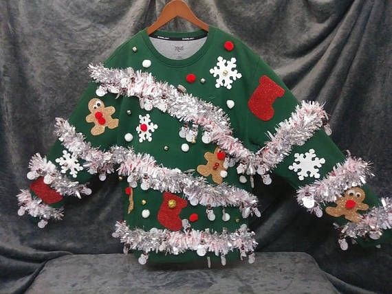 25+ Unique Christmas Tree Sweater Ideas On Pinterest