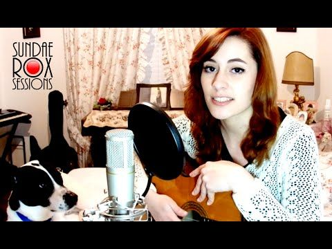 Sara Bareilles - Gravity (LIVE cover) - YouTube