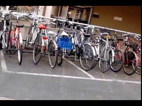 31 marzo 2016 12:06, #AREAMALPIGHI #ospedale ,... la #malaFede di #parcheggiare la #moto dove n0n è  il suo posto, la #rimmozione con #carroatrezzi,... giustamente, ma la missura n0n valida per chi ha #consuetudine di #legare la #bicicletta su un #tabellone #indicatore dei #reparti, due pesi e due missure, di diverso ategiamento da parte di una #amministrazione che appare quella che n0n è, severa con qualsiasi #libertinaggio! https://youtu.be/BhvIXPuzZ3I ,...da ambi#B0L0GNESEMENTE…