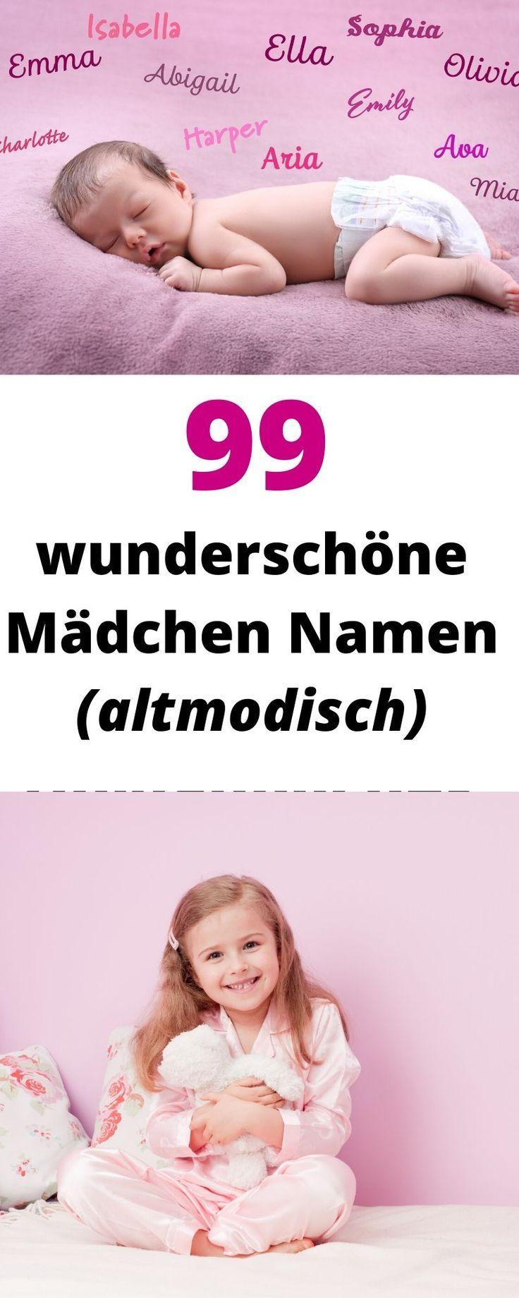 Altmodisch War Gestern 99 Altdeutsche Madchennamen In 2020 Madchen Vornamen Vornamen Baby Vornamen