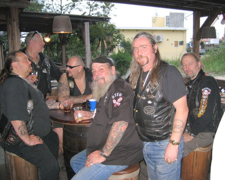 Hells Angels Club Patches