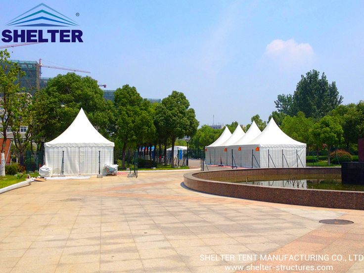 Canopy Tent   Gazebo Tent   Reception Tent   PVC Fabric http://www.shelter-structures.com/