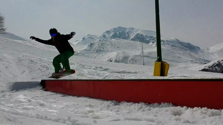 #box #jibbing #PratoNevoso #DC #snowboard #snowboarding #winter #snow #billabong #drake