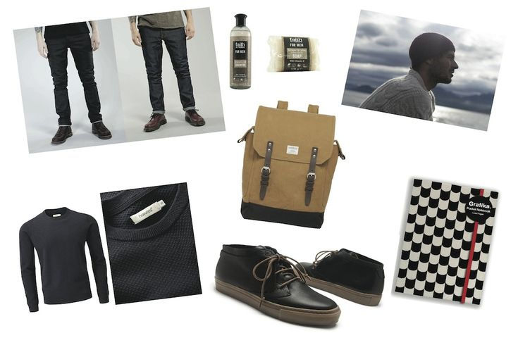 Ethical Men's Gifts, Tracey Neuls Herve Style