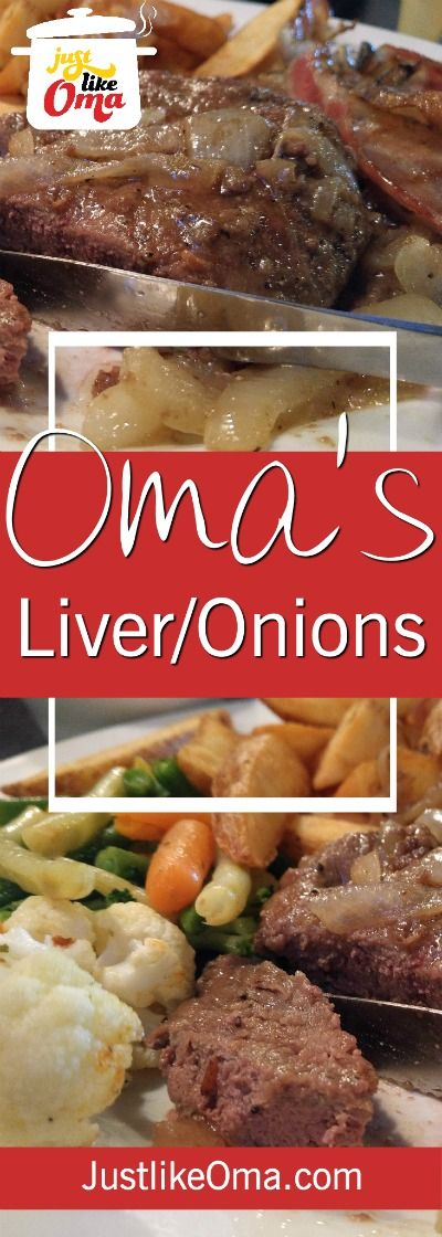 This easy liver and onions recipe is so tasty with the added apples. A hubby and kid pleaser, this is quick to make.