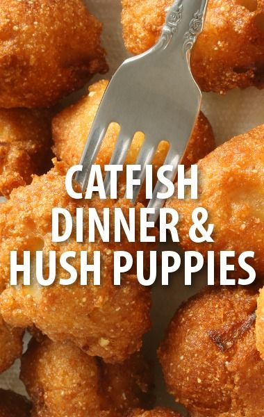 The Chew's classic Southern lady, Carla Hall, shared some down home favorites with her Fried Catfish and a mouthwatering Honey Chili Hush Puppies Recipe. http://www.recapo.com/the-chew/the-chew-recipes/chew-carla-hall-fried-catfish-recipe-honey-chili-hush-puppies/