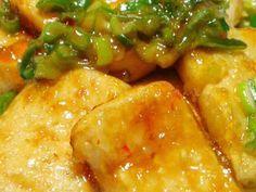 甘辛♡こってり♡豆腐ステーキの画像