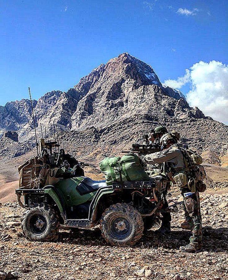 MARSOC Marine Raiders - Afghanistan