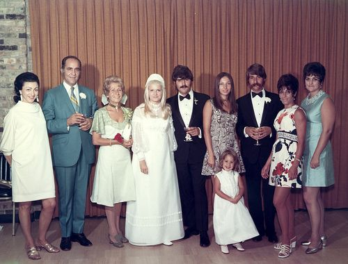 744 best 1970s weddings images on pinterest bridal gowns