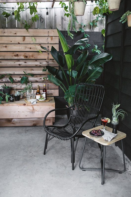 summer living. outdoor space.