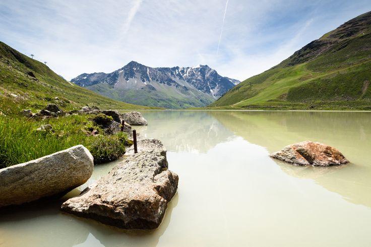 Rifflsee, Pitztal, Tyrol, Austria by Felix L. Esser on 500px