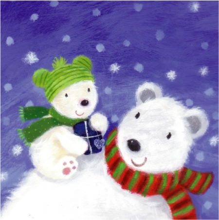 Melanie Mitchell - polar bears card spec piece.jpg
