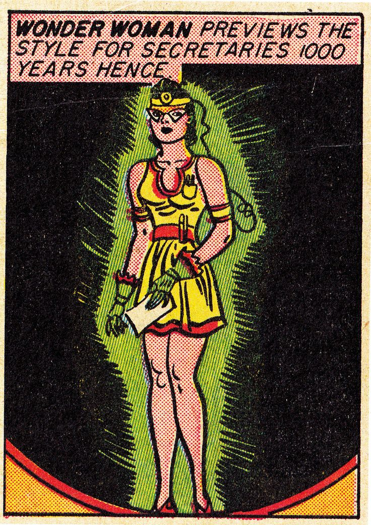 Wonder Woman #7 (Dec.1943) Art by H.G. Peter Words by William Moulton Marston