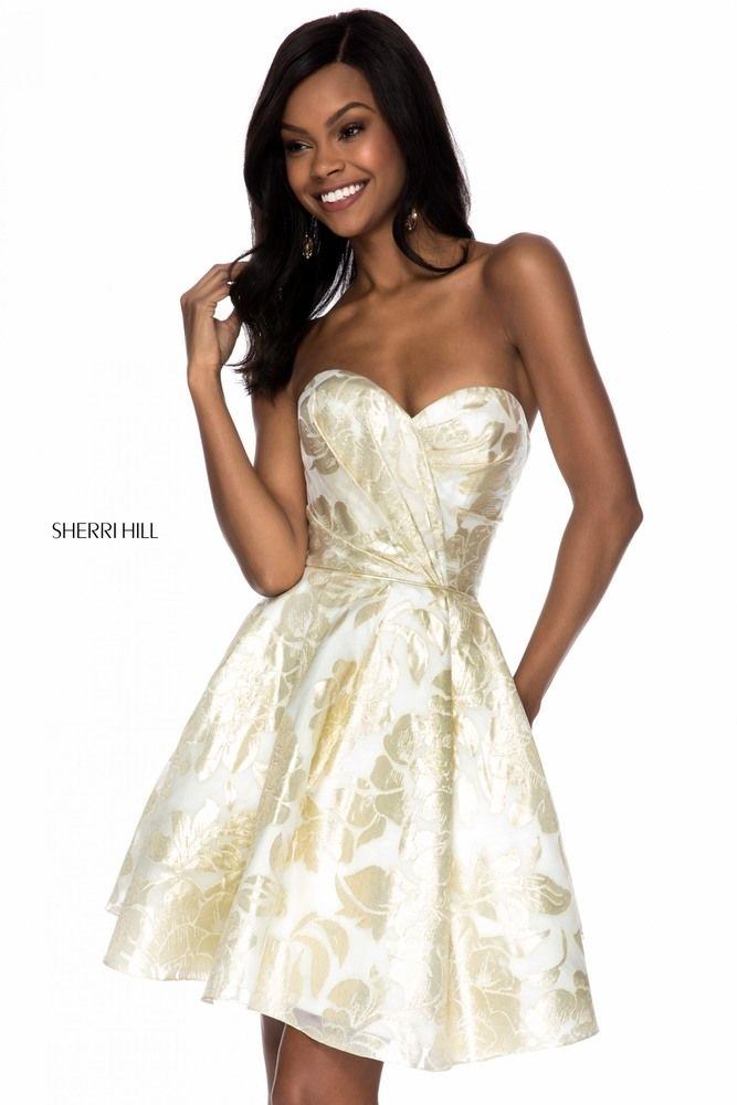 c6785405eb4f SHERRI HILL s51877 | Simply Sherri Spring 2018 | Prom dresses ...
