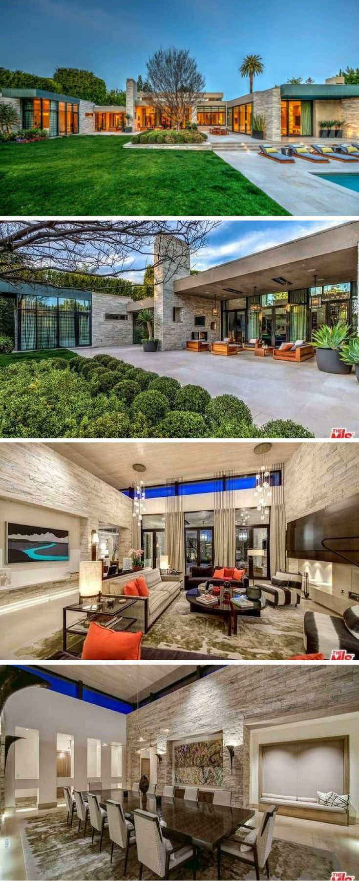 Best Luxury Homes Images On Pinterest Real Estates - Take look around luxurious property beverley hills