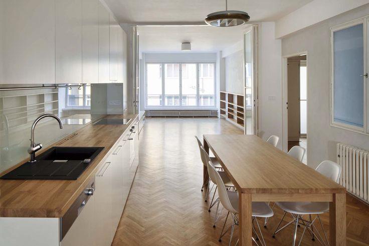 Úprava bytu na Letné | Bydlení IQ
