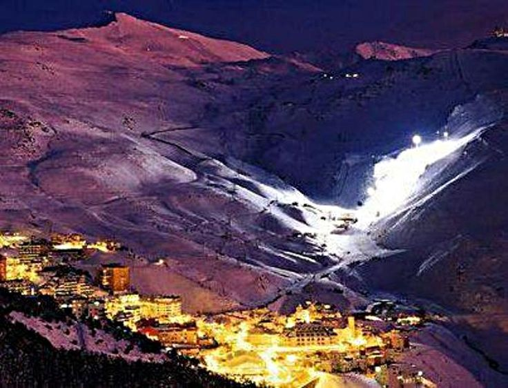 Sierra Nevada: Mi Granada, Skiing 2015, Granada Embrujadora, Nevada Skiing, Of Granada, Sierra Skiing, Skiing Granada