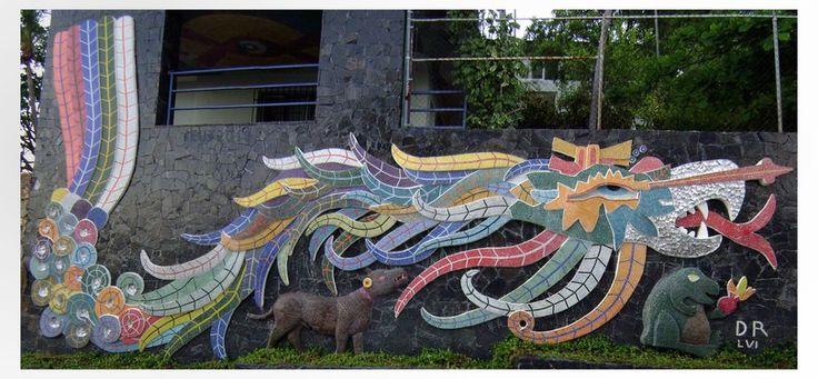Quetzalcóatl : les représentations du serpent à plumes (avec images) · corneille · Storify
