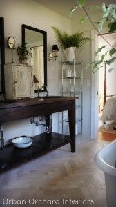 Exceptionally Eclectic - Urban Orchard Farmhouse Fabulous - Eclectically Vintage