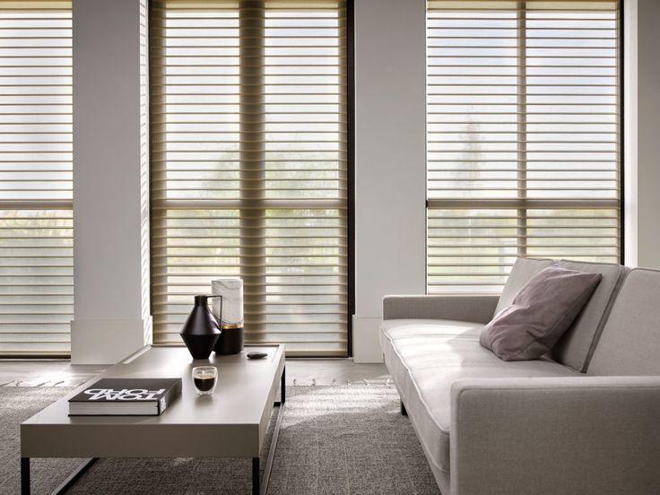 Silhouette® Shades: romantisch met technische snufjes - Luxaflex