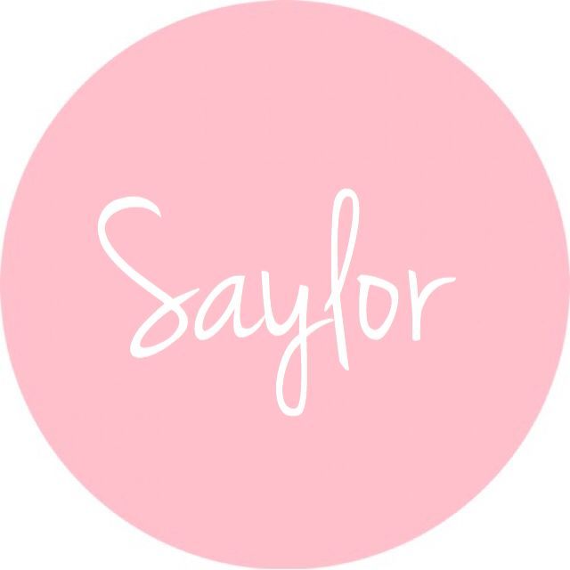 Saylor - cutest baby girl name ever!