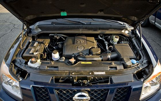 2008 Nissan Titan #Used #Engine: Description: Gas Engine 5.6L W/MNTS RG Fits: 2008 Nissan Titan (5.6L), VIN A, 4th digit (unleaded fuel) Know more : http://www.usedengines.org/make-model-year.php?mmy=nissan-titan-2008-5.6L