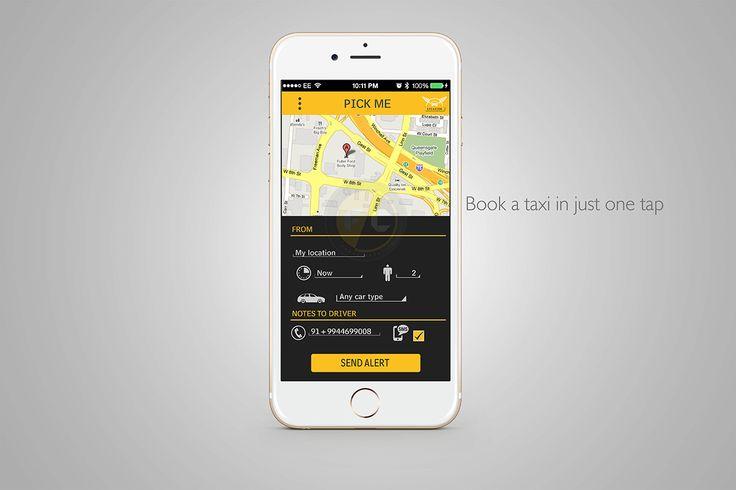 UI & Branding for CREAOZON mobile application on Behance