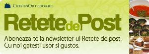 Aboneaza-te la newsletter Retete de post