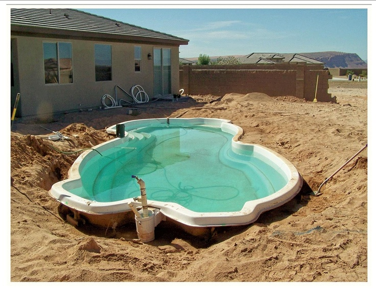 29 Best Pools Images On Pinterest Fiberglass Pools