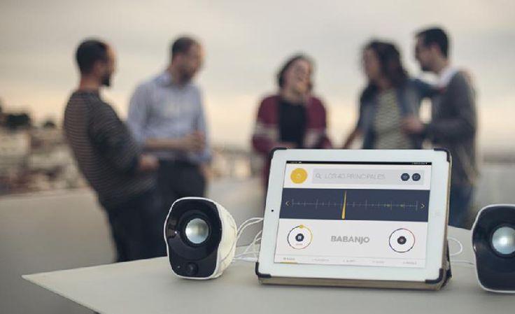 Babanjo para iPhone y iPad – Una App para Escuchar y Compartir Cualquier Emisora de Radio