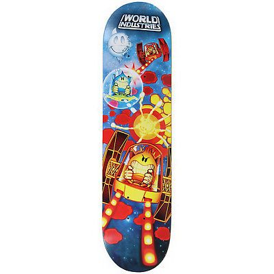Decks 16263: World Industries Skateboard Deck World Wars 7 -> BUY IT NOW ONLY: $49.95 on eBay!