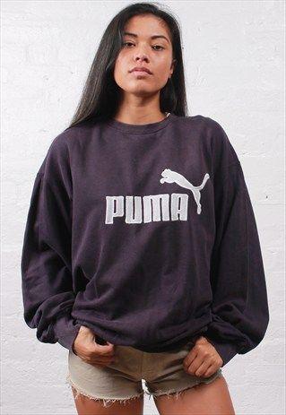 Vintage+Puma+sweatshirt