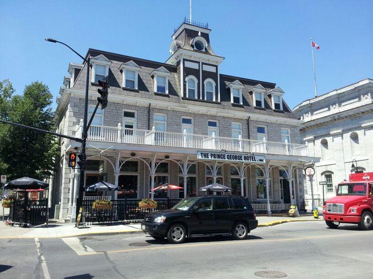 The Prince George Hotel, Kingston, Ontario, Canada