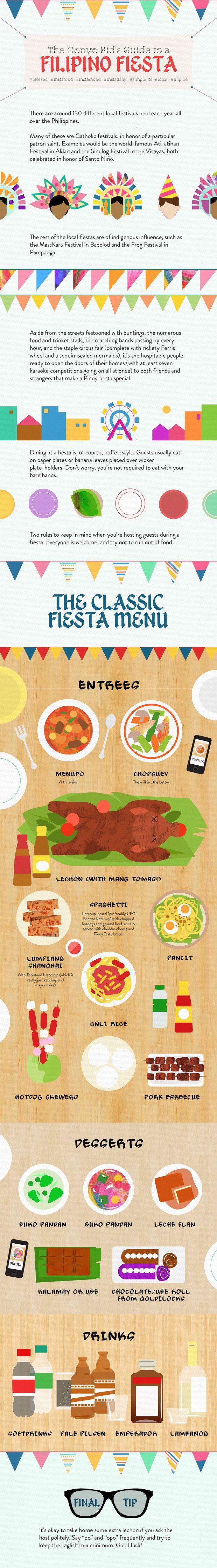 The Conyo Kid's Guide to a Filipino Fiesta