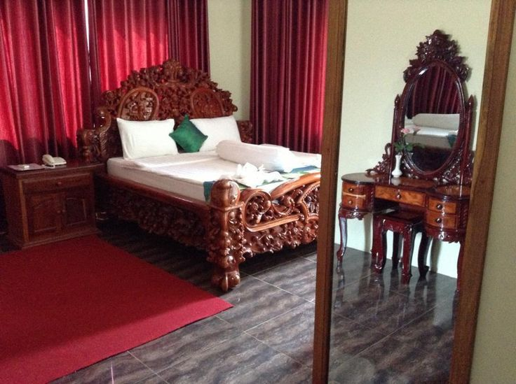 New Pursat Century Hotel Sampov Meas, Cambodia