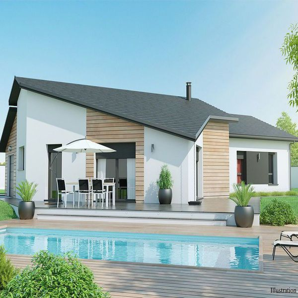 Modèle de maison CONTEMPLEA -  Retrouvez tous les types de maison à