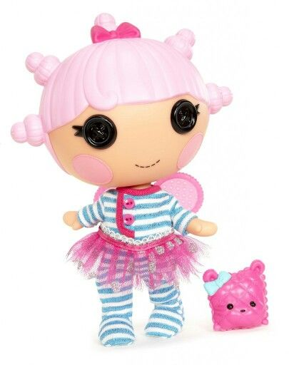Lalaloopsy Littles Doll, Dream E. Wishes, Multicolor