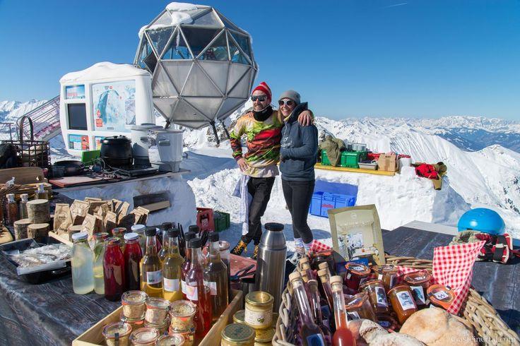 Höchster Bauernmarkt der Alpen