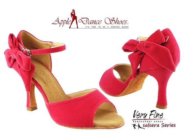 SERA7010 Peach **Also available in Black, Grey, Yellow, & Green** Appledanceshoes.com