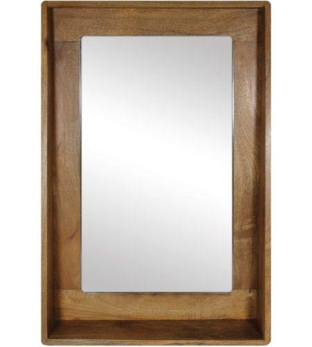 Hey Look What I found at Lighting New York  Renwil MT1446 Ingrid 36 X 24 inch Natural Wall Mirror #LightingNewYork