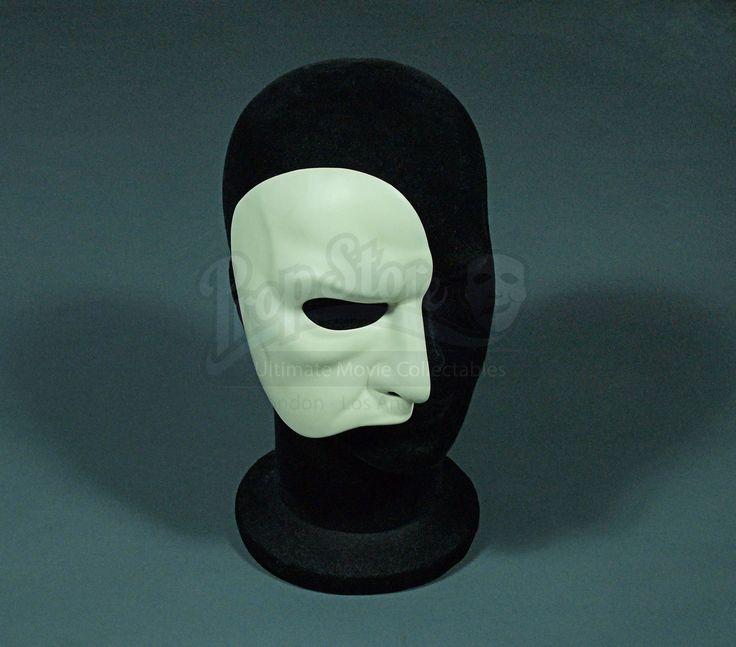 The Phantoms (Gerard Butler) Mask from Andrew Lloyd Webber's Phantom of the Opera!