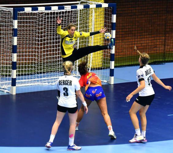 European Handball Federation - Women's 19 EHF EURO opens with defeat for hosts, Denmark and Russia strong / Article