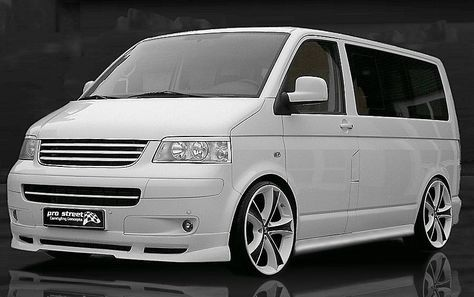 """""""RS"""" Side Skirts VW T5"""