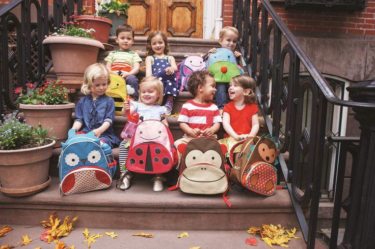 Skip Hop Zoo Sırt Çantaları