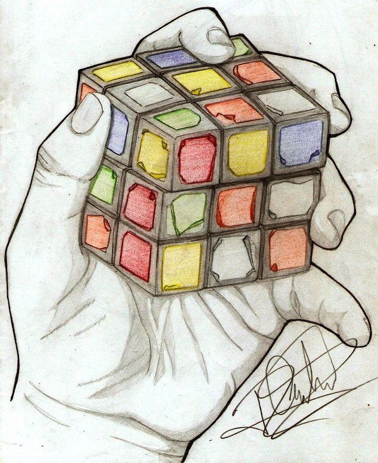 было картинки кубиками рисовать патологий