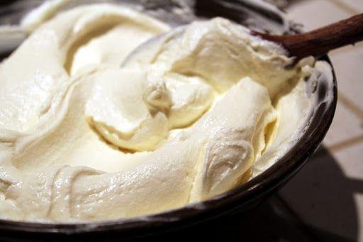 Homemade Cream Cheese Recipe