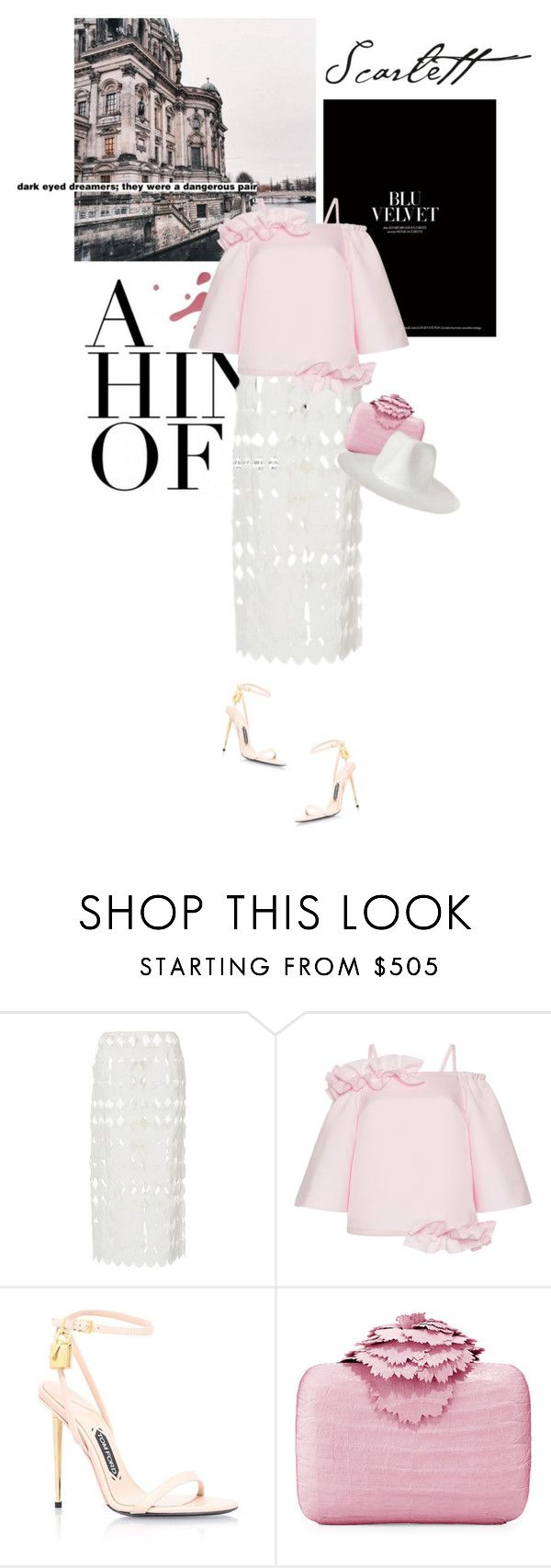 """""""Style Diary"""" by ms-perry ❤ liked on Polyvore featuring Isa Arfen, Paskal, Tom Ford, Nancy Gonzalez and Clyde"""