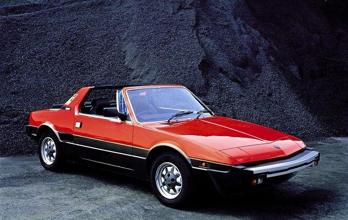ベルトーネ X1/9  1982-87 (出典:favcars.com)
