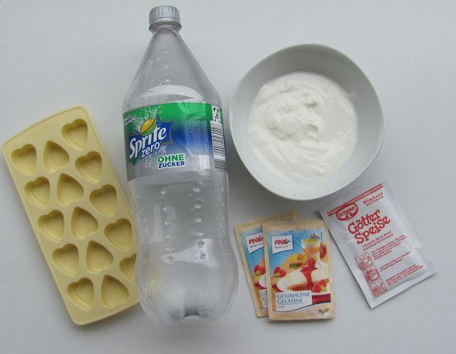 """Size Zero Rezept Schleckerei - Low Carb """"Möchte-Gern-Yogurt-Gums"""" • Mamizauber"""